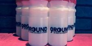 Get your 9round Water Bottle!