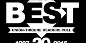 9Round Voted Best of San Diego in 2016 Union Tribune Readers Roll!