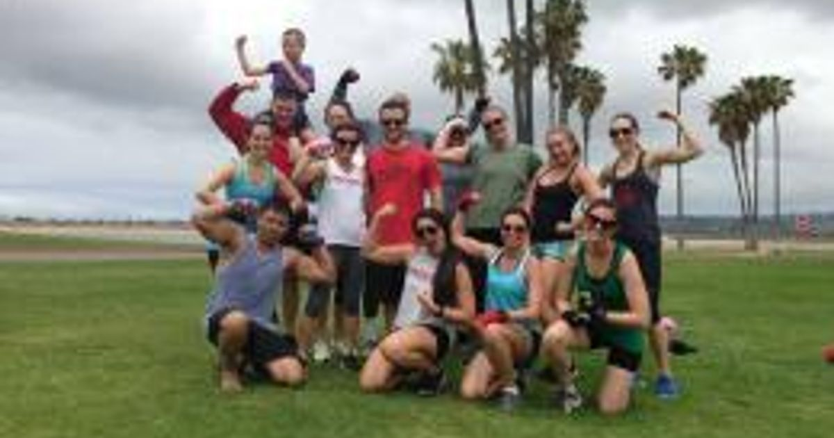 FREE Beach Workout THIS Sunday June 11