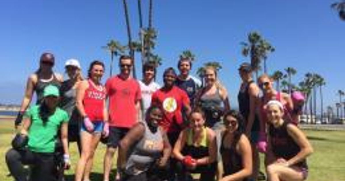 FREE Beach Workout this Sunday!