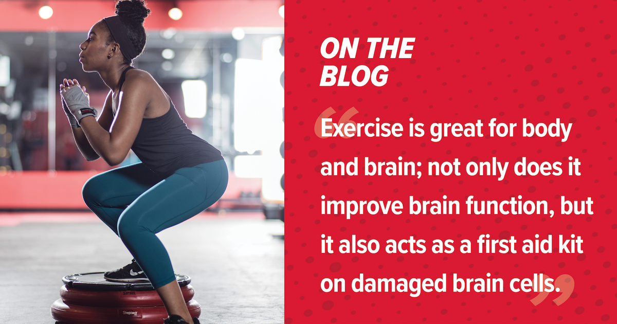 Exercise For Your..Brain?