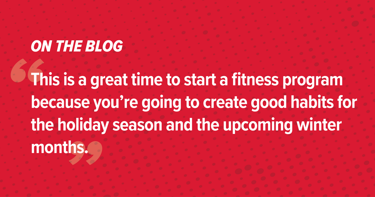 4 Tips To Help You Fall Into Fitness