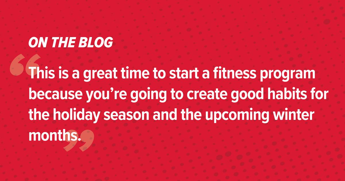 4 consejos para ayudarlo a caer en Fitness