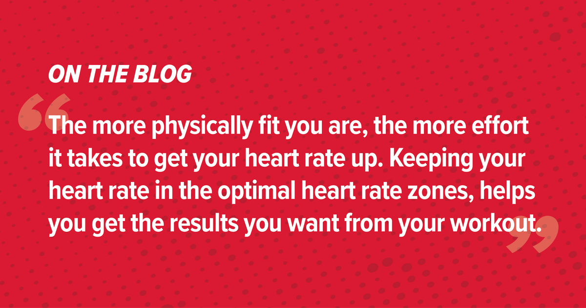 Fitness Elevated : Follow Your Heart...Rate