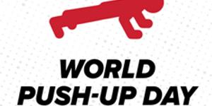World Push-Up Day Mar 2019