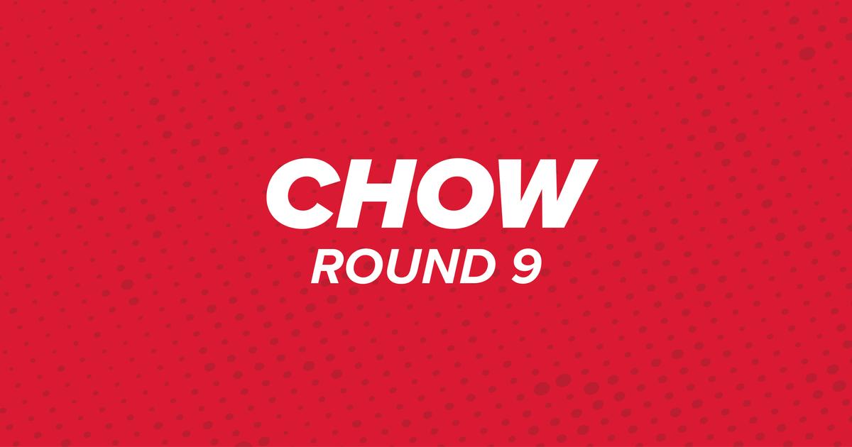 CHOW - April 8, 2019