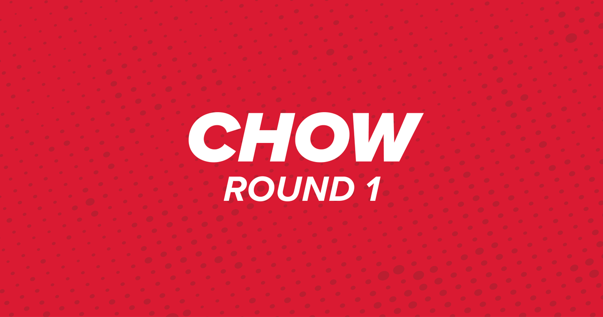 CHOW - April 15, 2019