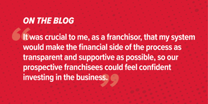 Financing your Franchise, the 9Round Way
