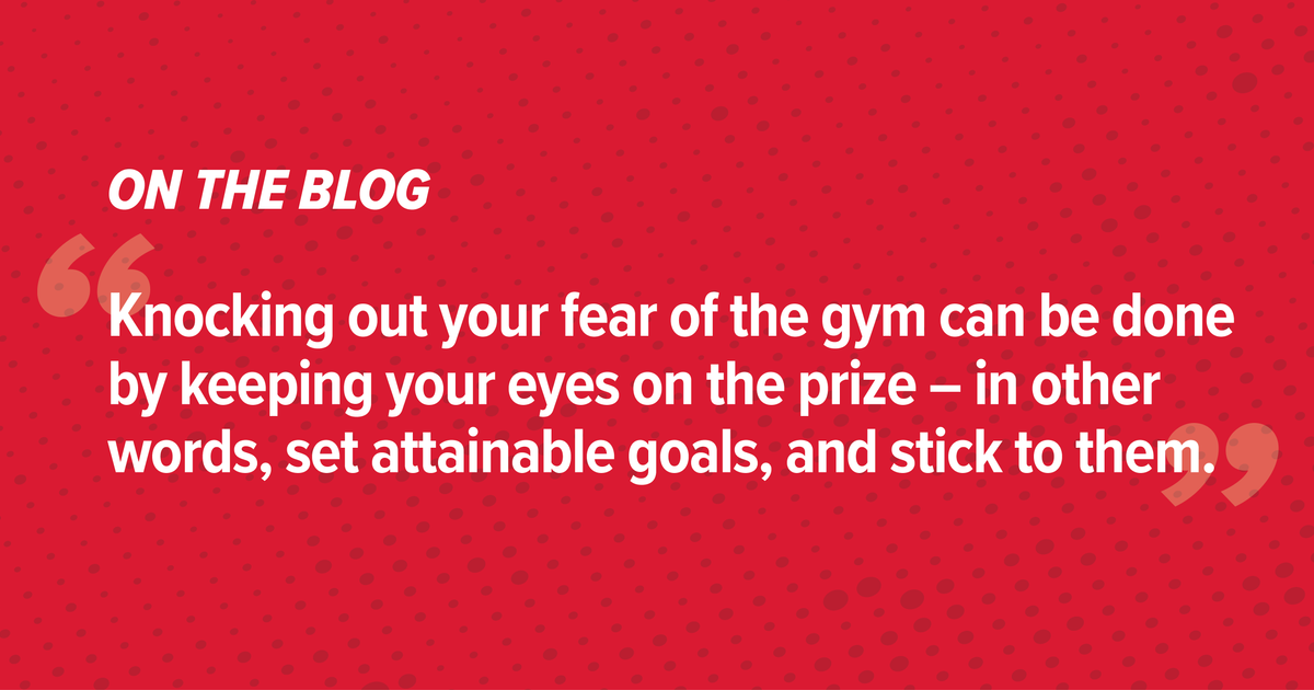 How to Get Over Your Gym Intimidation