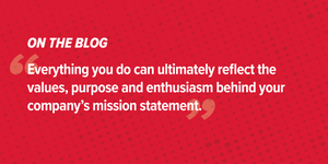 What's in a Mission Statement