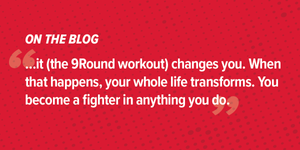 CEO's Corner : The WHY Behind 9Round