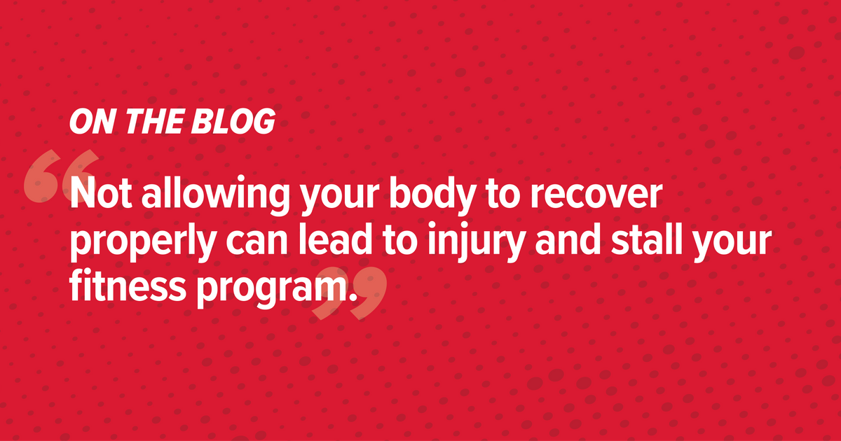 Your Workout: Rest & Recover
