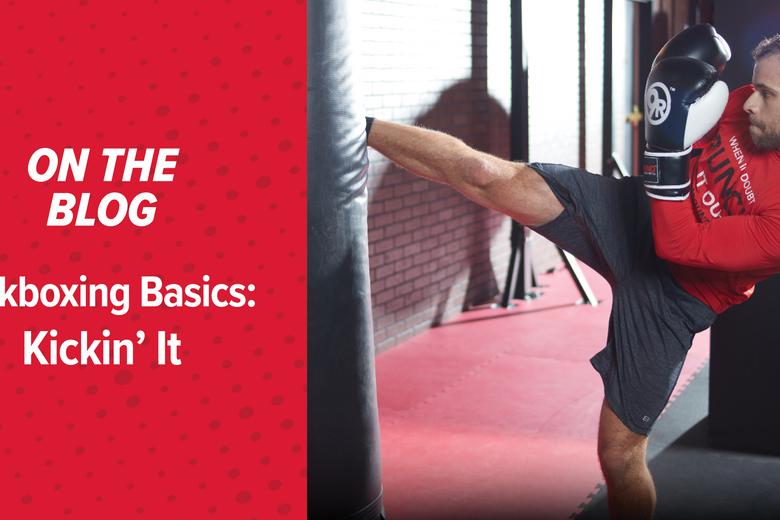 Kickboxing Basics : Kicking' It