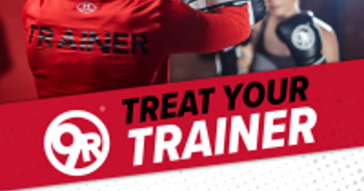 Trainer Appreciation Week Begins MONDAY!