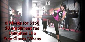 Sizzling Summer Special at 9Round