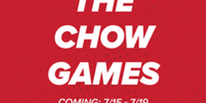 CHOW Games Offical Rules 2019