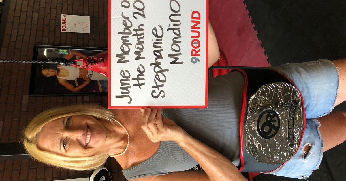 June 2019 Member of the Month- Stephanie Mondino