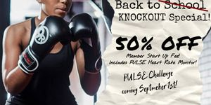 Back to Fitness KNOCKOUT Special!