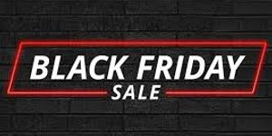 Black Friday Sale Starts Early