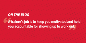 5 Benefits of Working Out with a Trainer