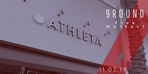 Free 9Round Workout at Athleta