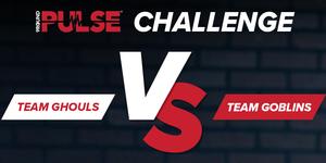 Ghouls vs. Goblins Pulse Challenge!