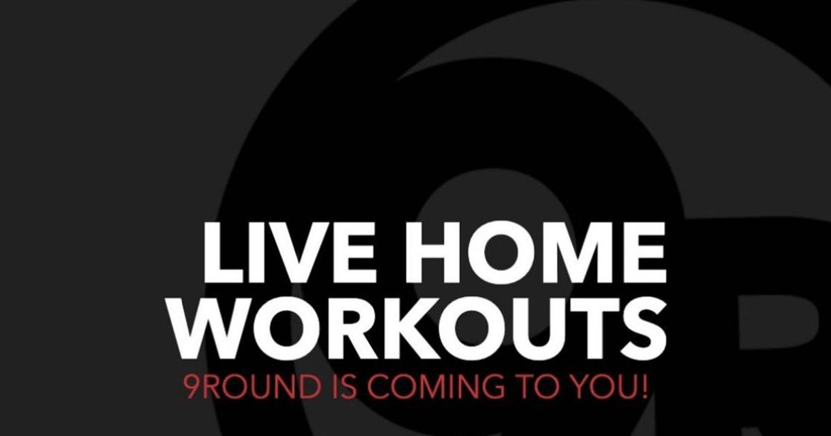 Online Workouts with our Trainers