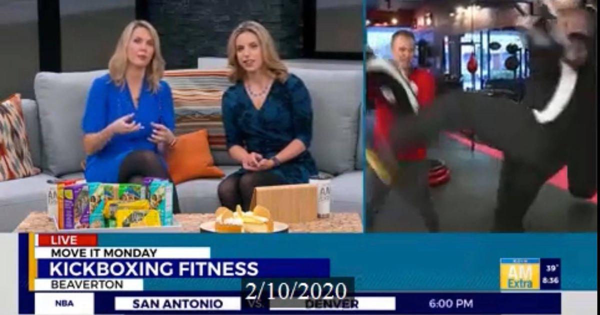 TV spotlight: LIVE on Koin6 Morning News (CBS&CW) -February 10th, 2020