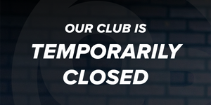 Temporarily Closed - July 2020
