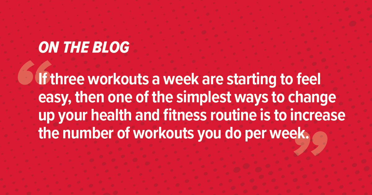 Keep Progressing in Your Fitness Journey with These Simple Changes