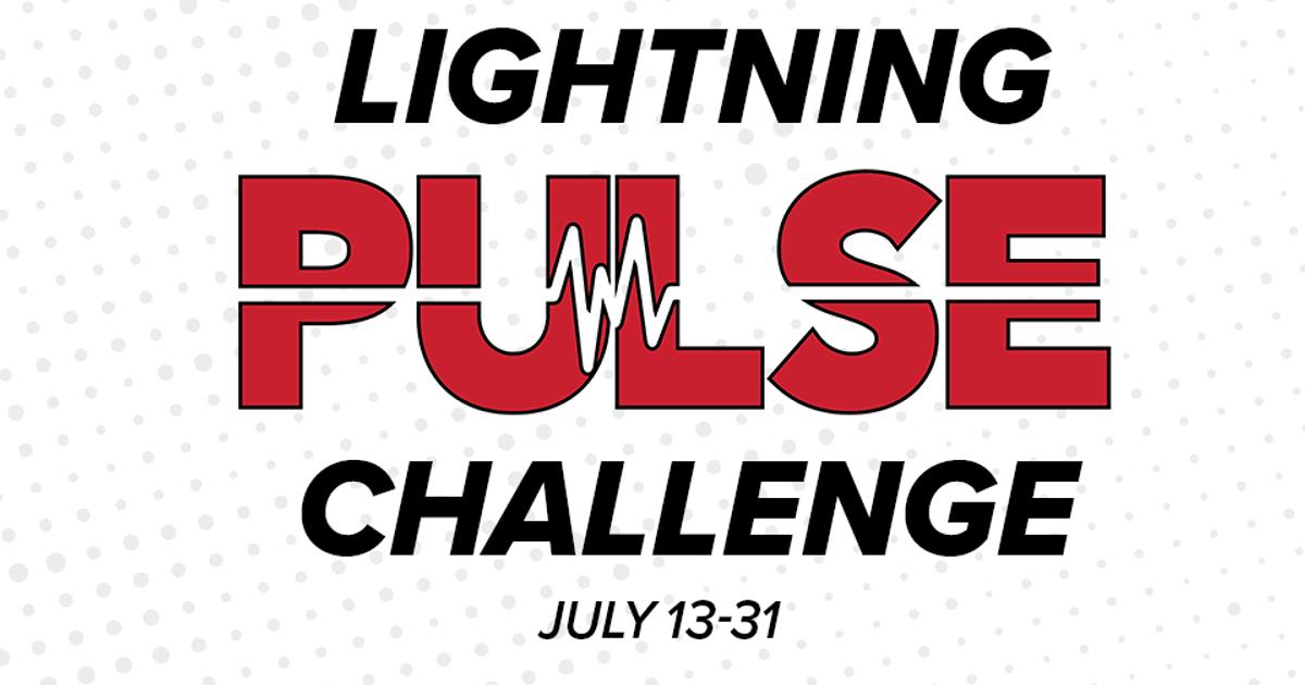 Lightning Challenge