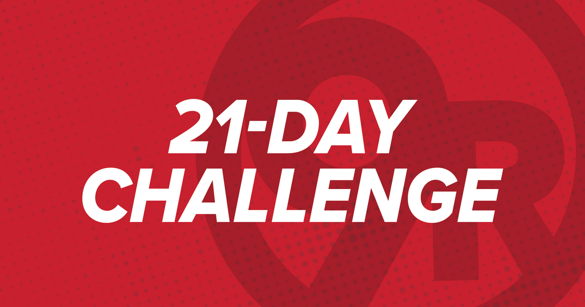 21-Day Challenge Contest Rules