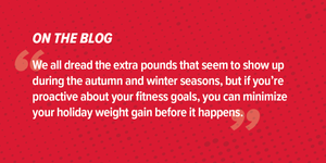 5 Reasons to Start Your New Fitness Routine Before New Years