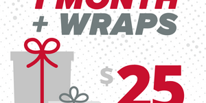 Holiday Gift Bundle $25