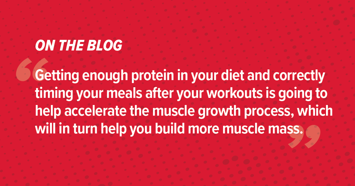 3 Tips for Maintaining Muscle Mass