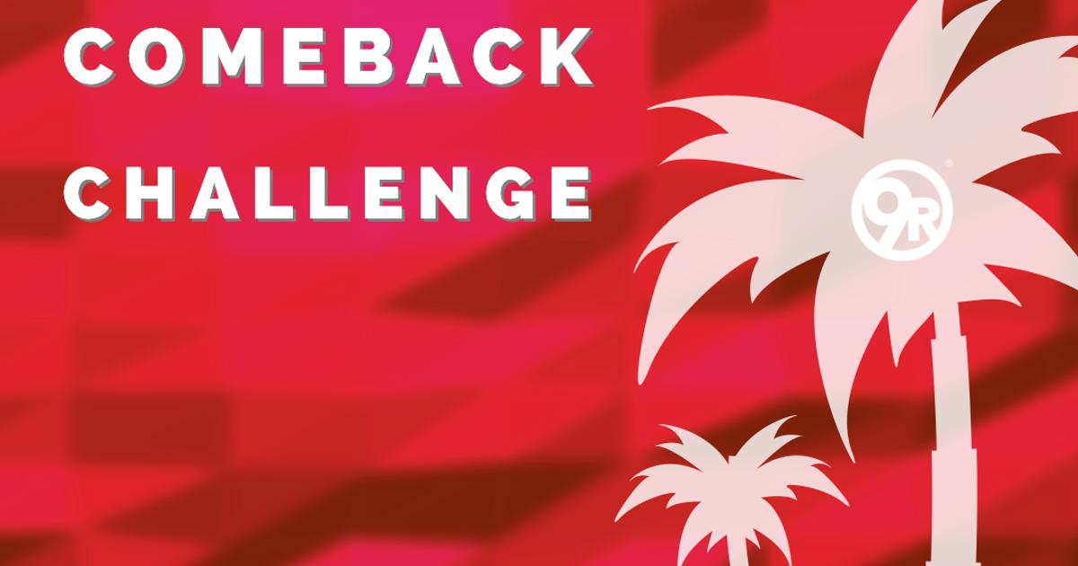 COVID-15 Comeback Challenge