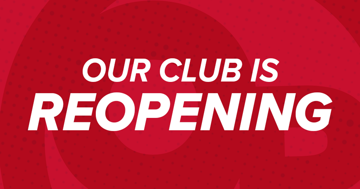 WE REOPEN FOR INDOOR WORKOUTS MARCH 16!