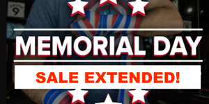 Memorial Day Special EXTENDED - Today is the Last Day!