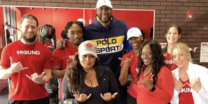 Our Grand Opening Event with Lamar Odom