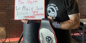 Jon Hart- Pulse Challenge Winner Men's Division
