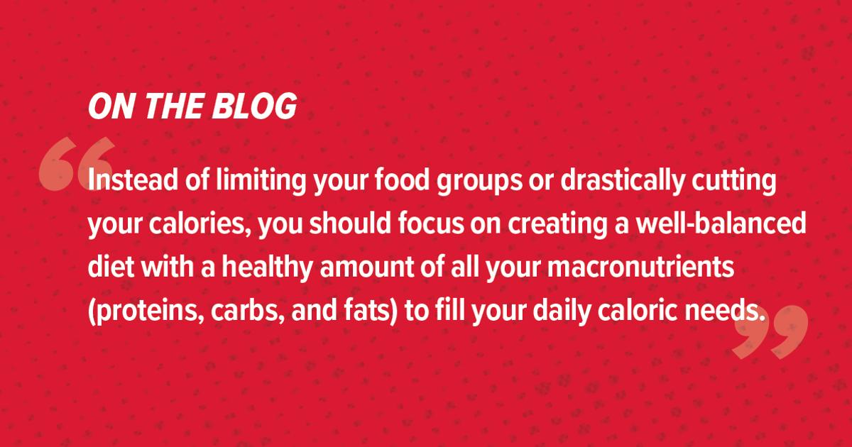 5 Tips for Managing Food Cravings