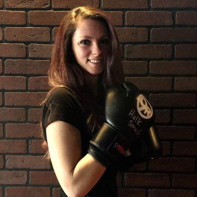 Breanna McKennyHulk Smash