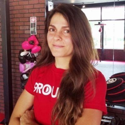 Lauren JonesQueen Of The Speedbag