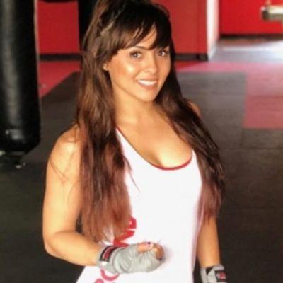Mariana RiosMighty Mouse