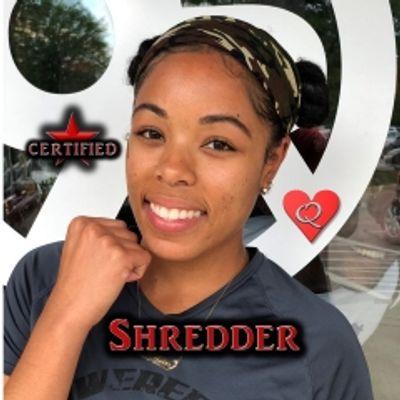 Alana -Shredder