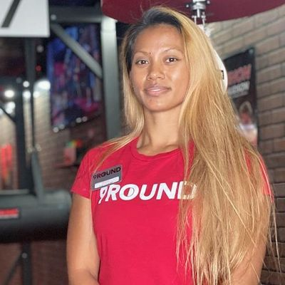 Christina Ouk The Champ