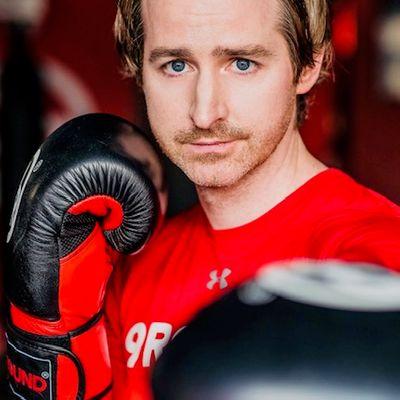 Brendan O'Meara Irishman