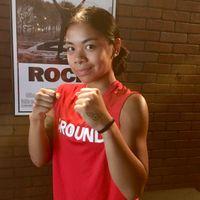 """Alyza <span class=""""nick-name"""">""""Pacquiao&#039;s Daughter""""</span> Domingo"""
