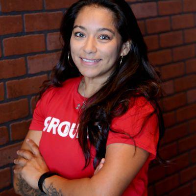 Anita BrazzleAB CHAMP