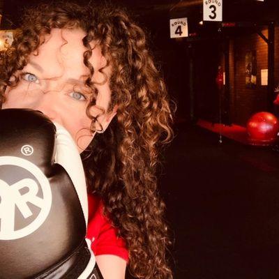 Alyssa WrightCurly Kicks